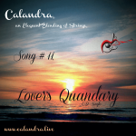 Song #11, Lover's Quandary CD Single Cover